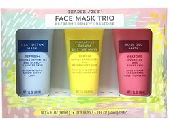 Face Mask Trio
