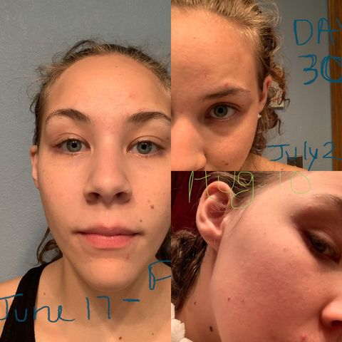 WTF happened? Brand Review: clean, natural line