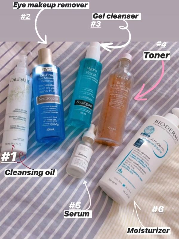 LIFE CHANGING DRY SENSITIVE Skincare routine  | Cherie