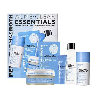 Acne-Clear Essentials 5-Piece Kit