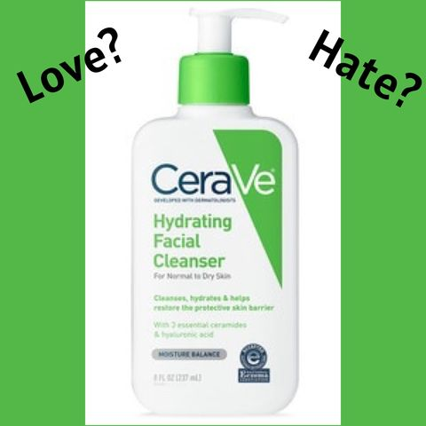 Cerave - YES or NO?