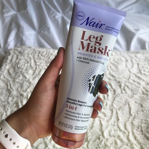 Skincare... for your legs? Leg mask review 🧚🏼