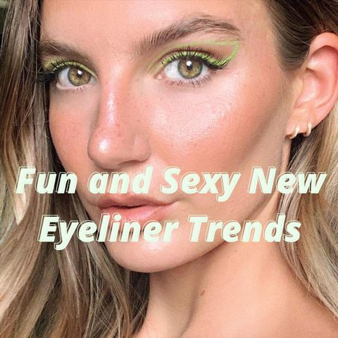 Cute AF Eyeliner Looks You Need To Try !