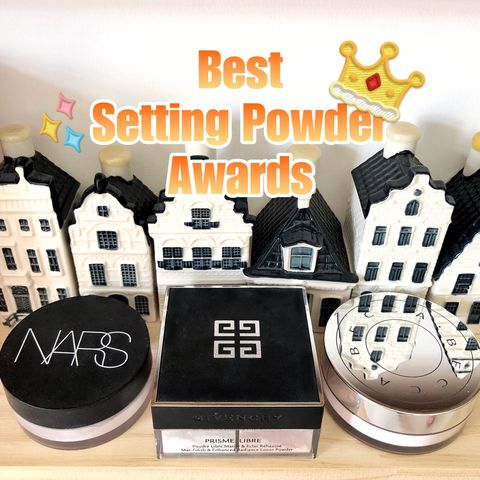 Best Setting Powder Awards