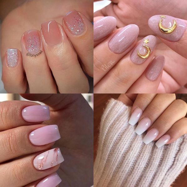 Pink nail designs😊😊😊😊 | Cherie