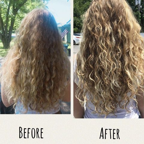 I've tried a sulfate free shampoo, and I was surprised by the result!😱