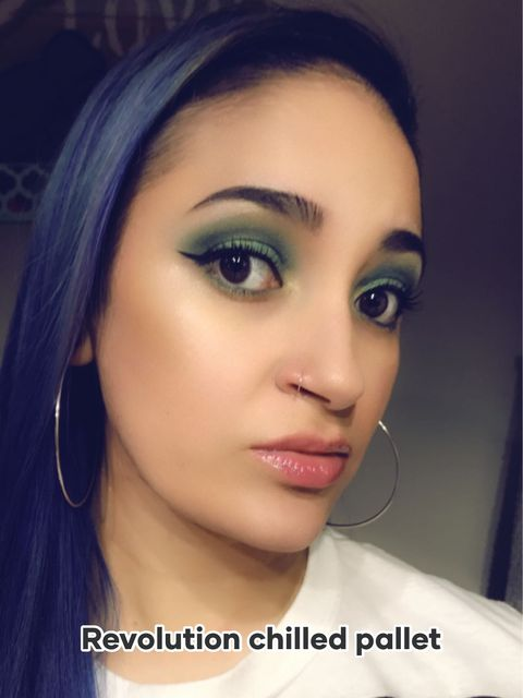 Revolution chilled pallet look