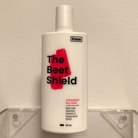 MY FAVORITE SUNSCREEN: KRAVE'S THE BEET SHIELD