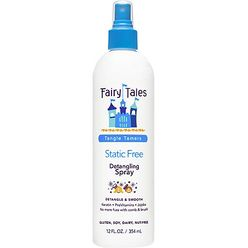 Static Free Detangling Spray