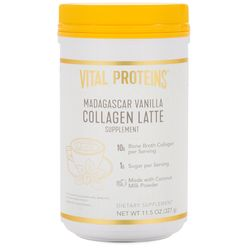 Collagen Latte Madagascar Vanilla