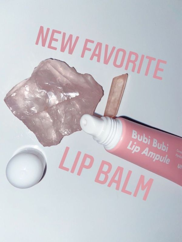 Lip balm w/Ceramides +3 forms of Hyaluronic acid | Cherie