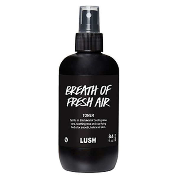 Breath of Fresh Air, LUSH, cherie