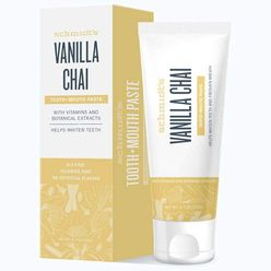 Vanilla Chai Tooth+Mouth Paste