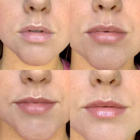 How I create a natural, even lip line!
