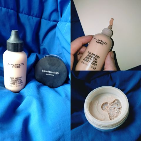 Why I'll always prefer liquid foundation over mineral powder