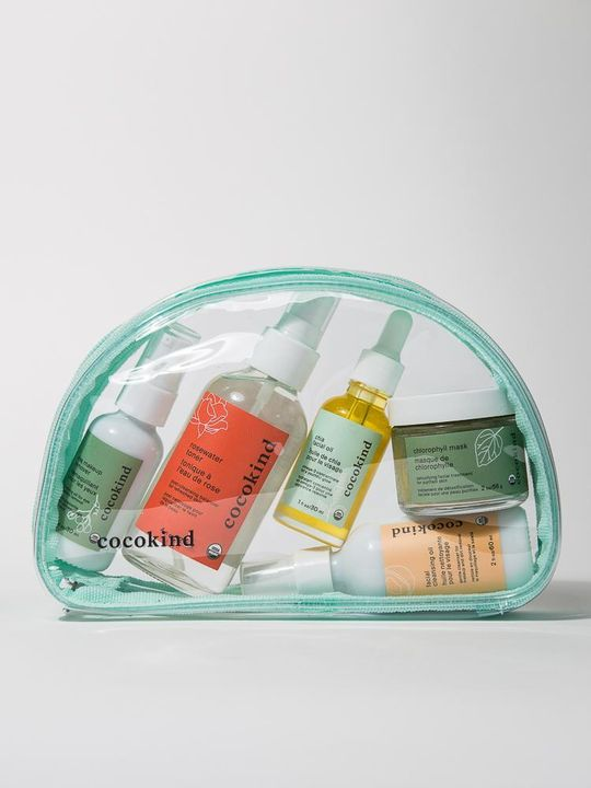 Clean Beauty Set With