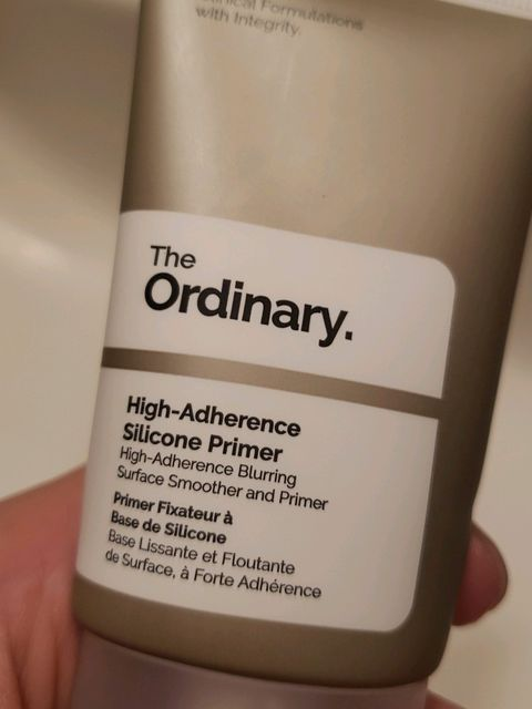 The Ordinary primer is really not so ordinary