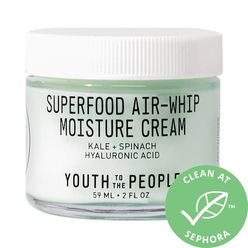Superfood Air Whip Hyaluronic Acid Moisturizer
