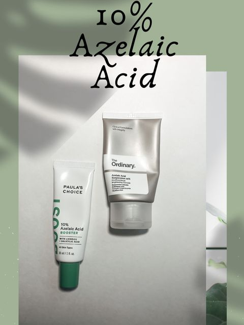 What is Azelaic acid, which brand?
