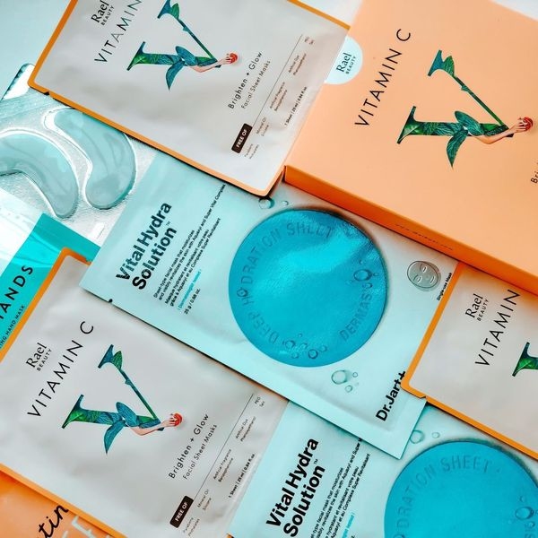 Sheet mask is an instant solution | Cherie
