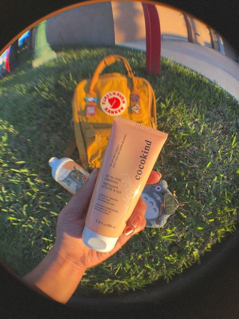 Empties: Cocokind Oil to Milk Cleanser
