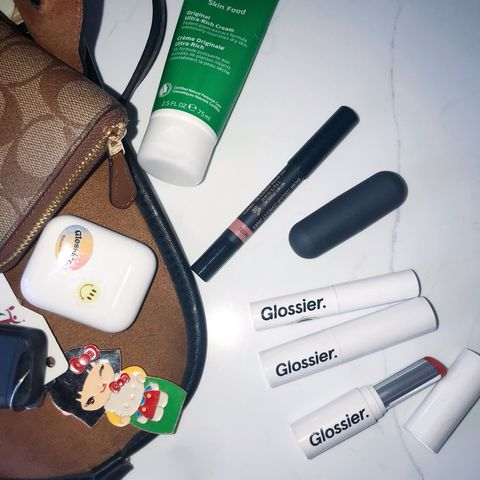 Most used 💄 the glossier gene