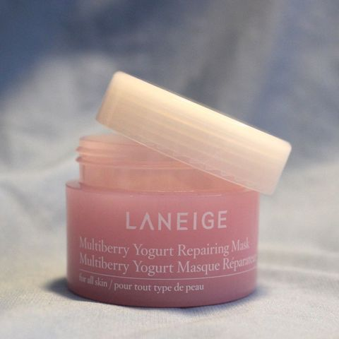 Laneige Yogurt Mask: My Thoughts