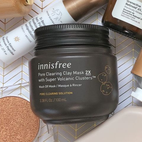 Pore Clearing Clay Mask