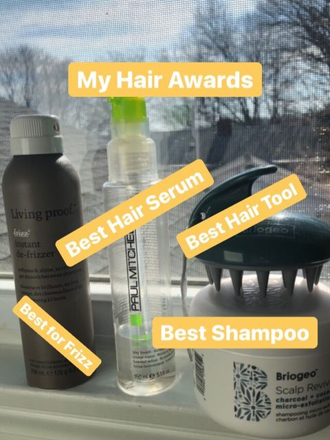 Beauty Superlatives - Hair Awards
