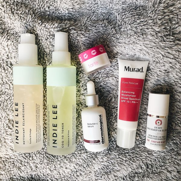 Morning skincare Routine this AM!✨   Cherie