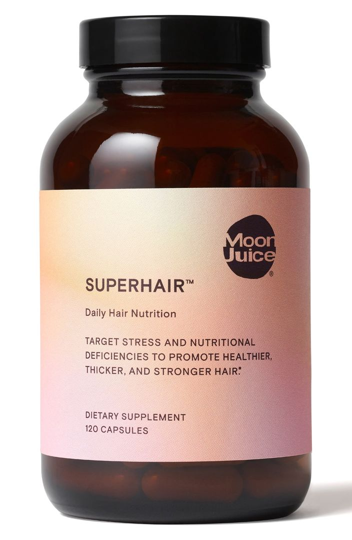 Superhair Daily Hair Nutrition Dietary Supplement