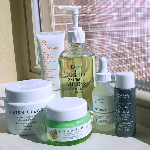 💚My Current Simple 4 Step Skin Care Routine💚