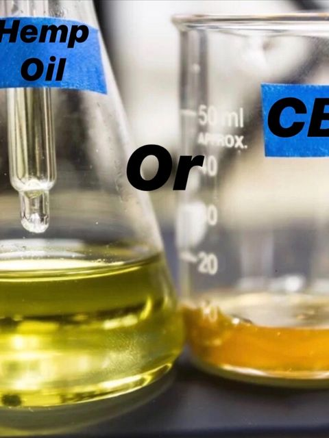 DO YOU KNOW THE DIFFERENCE BETWEEN CBD AND HEMP OIL?