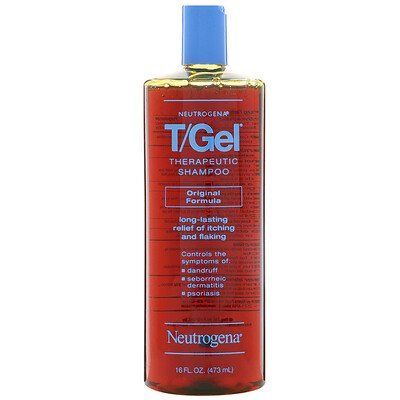 T/Gel, Therapeutic Shampoo, Original Formula