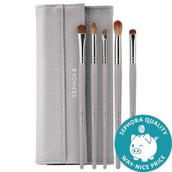 Smoky Eyes: Uncomplicated Brush Set