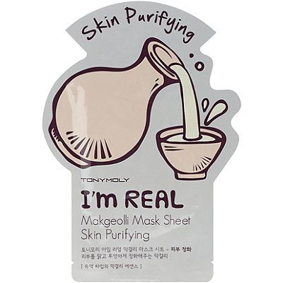 I'm Real Makgeolli Mask Sheet