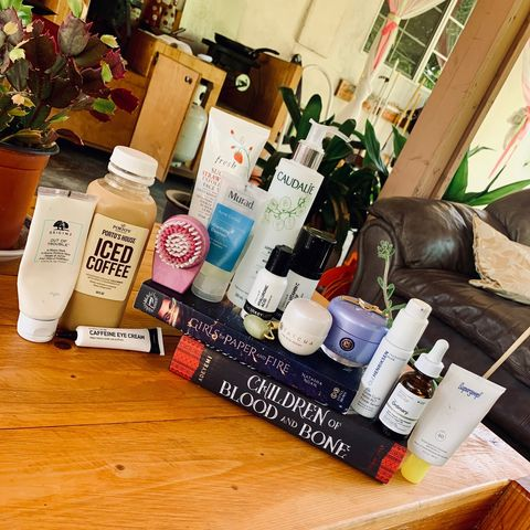 Current (Daytime) Skincare Routine