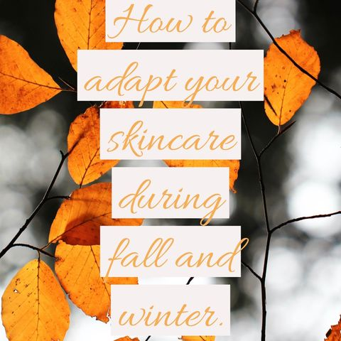 Do the seasons affect your skin?