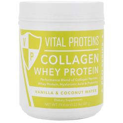 Collagen Whey Protein Vanilla & Coconut Water