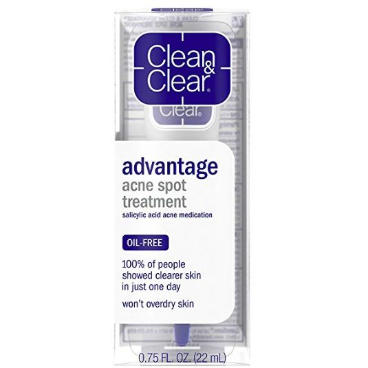 Advantage Acne Spot Treatment, Clean&Clear, cherie