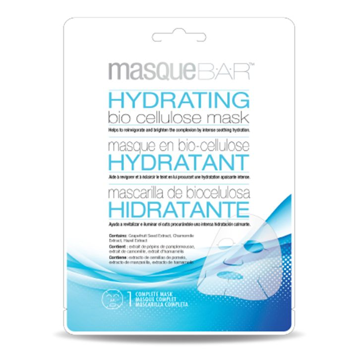 Hydrating Bio Cellulose Mask