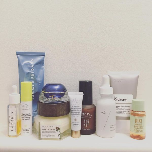 Newest additions to the routine: viicodebeauty eye cream - been loving how moisturizing this cream... | Cherie