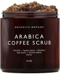 Arabica Coffee Body and Face Scrub