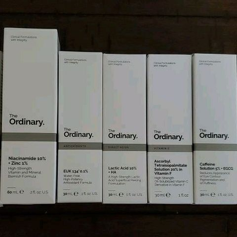 The Ordinary sample Routine
