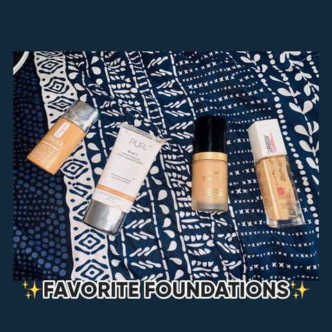Foundations That Just ~*hit the spot*~ For Me