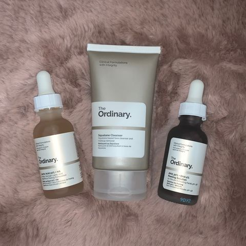 Fave or meh? The Ordinary