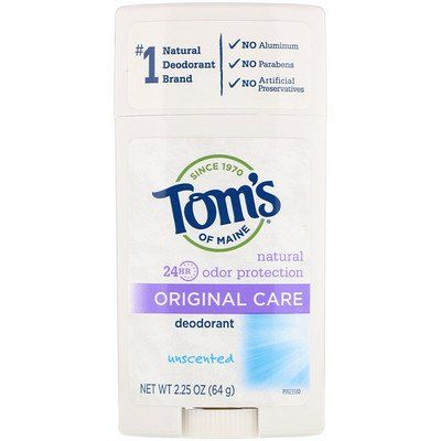 Original Care Deodorant, Aluminum-Free, Unscented