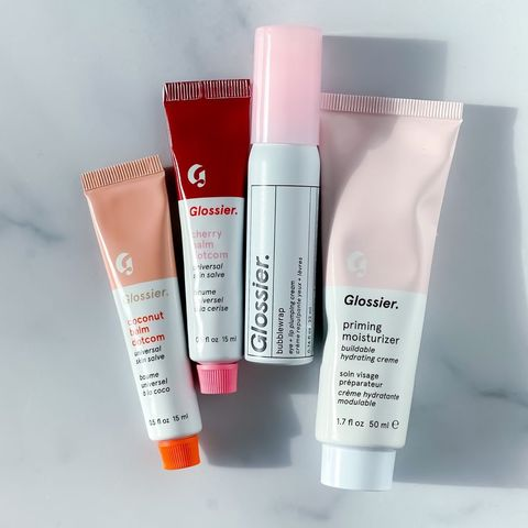 My Top 3 Glossier Skincare Products