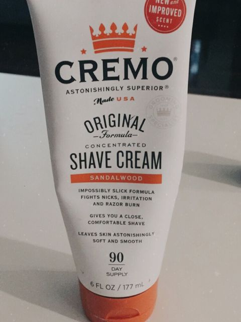Thanks for all the good times, Cremo