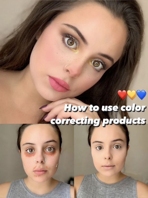 Color correcting 101 | Cherie